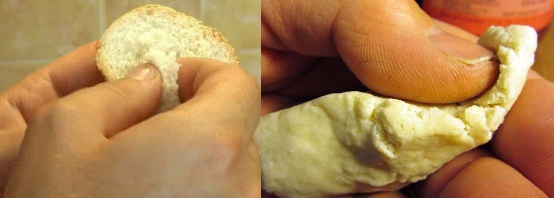белый хлеб как наживка