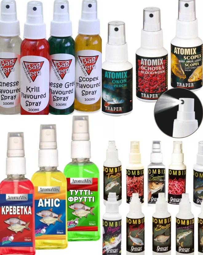 Аэрозоли ароматизаторы