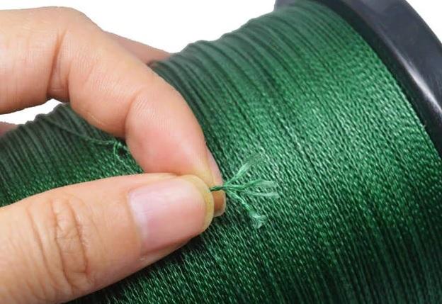 Плетеный шнур для карпа