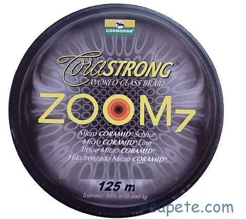 Cormoran Zoom 7, 0,12 мм, 26 lb