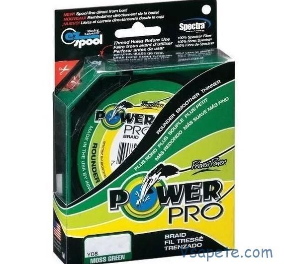 Power Pro 0,15 мм, 10 lb