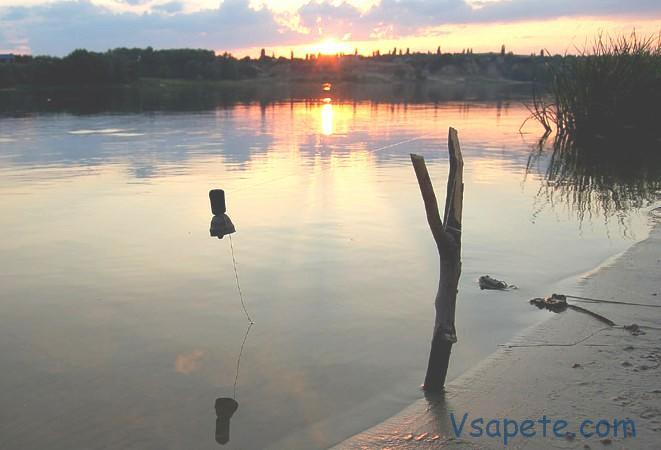 Как сделать закидушку для рыбалки