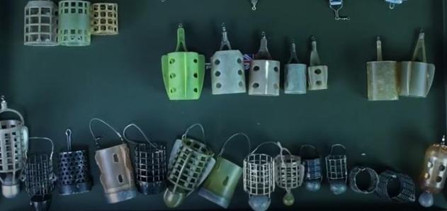 фидерные кормушки из пластмассы