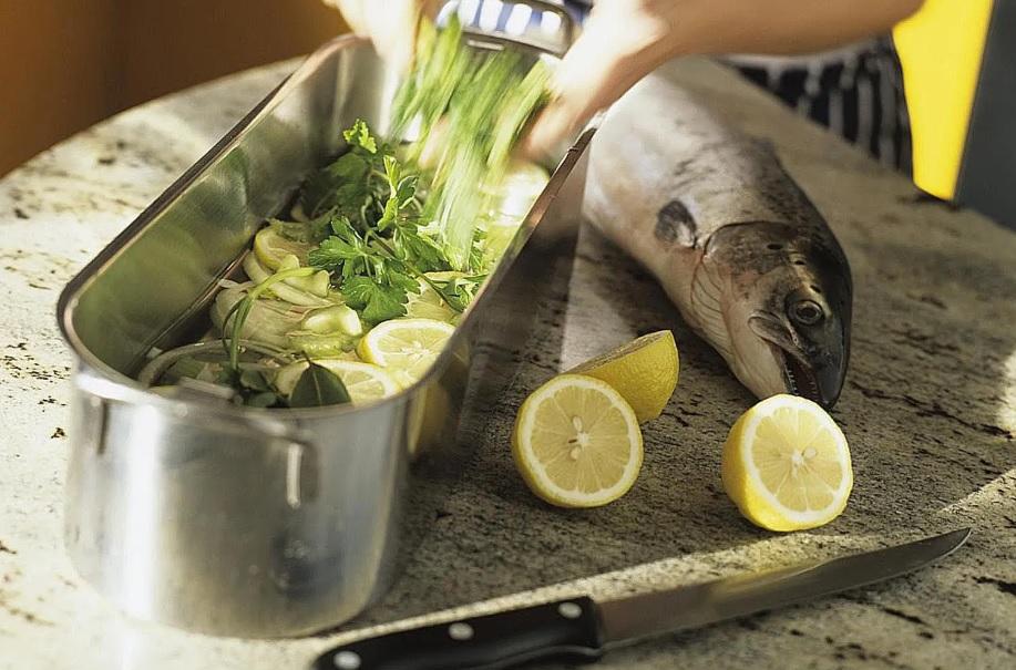 Как замариновать рыбу для мангала